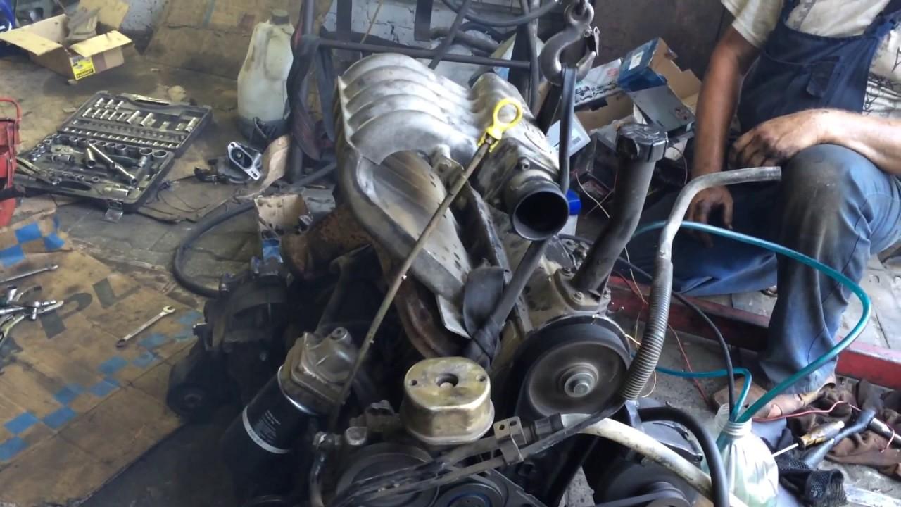 Ремонт двигателя фольксваген транспортер т4 дизель реверсивный конвейер с одним приводом